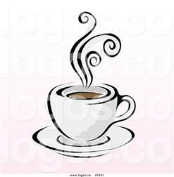 Steaming Coffee Cup Clip Art Free