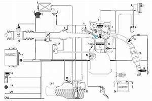 Gasoline Direct Injection Engine Diagrams