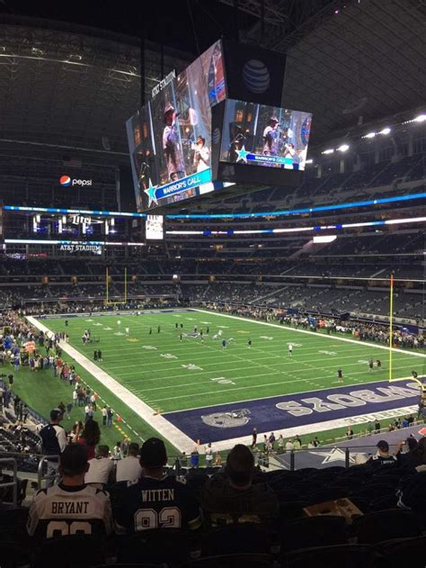 dallas cowboys  att stadium