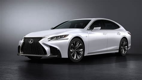 Ls Wallpapers by 2018 Lexus Ls 500 F Sport Wallpapers Hd Wallpapers Id