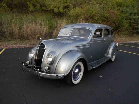 1935 Desoto Airflow For Sale
