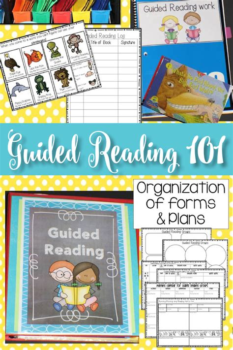 Guided Reading 101 Part 1  Mrs Jump's Class