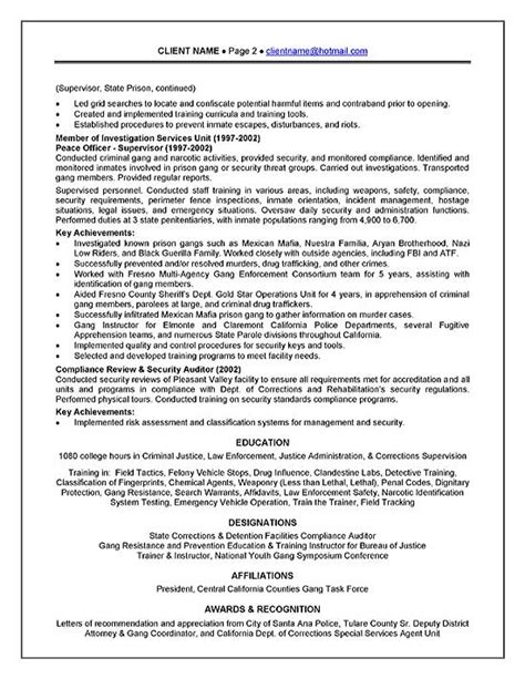 Example, resume - kate Wright (usa jobs Format)