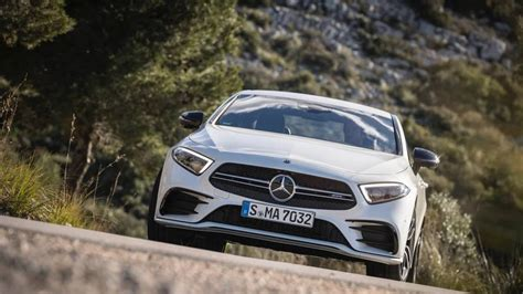 Amg Lite by 2018 Mercedes Amg Cls 53 4matic Drive Amg Lite A