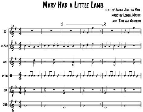 Learn a music and the brain @ home lesson for mary had a little lamb that teaches rhythm, melody, context, analysis and how to play this song on the piano. 'Mary Had a Little Lamb' Orff Arrangement   Orff arrangements, Orff lessons, Orff