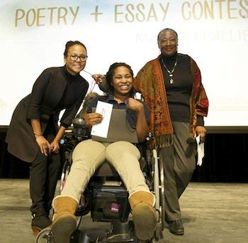 Hurstonwright Foundation  Ballou Students Challenged To Think Out Loud
