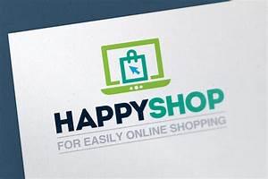 Design Online Shop : online shopping logo template logo templates creative ~ Watch28wear.com Haus und Dekorationen