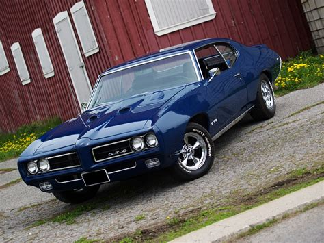 The Golden Anniversary Of The Gto