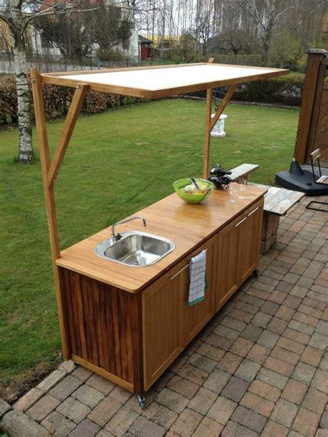 petit mobilier de cuisine meuble cuisine extérieur idées et conseils rangement pratique