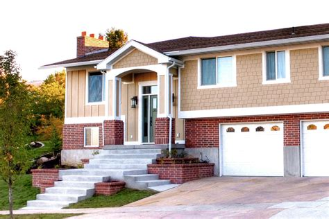 Split-level Home Updated For A More