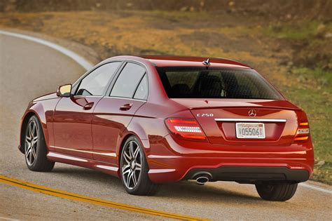 Mercedes C Class Sedan Picture by 2013 Mercedes C Class Reviews And Rating Motor Trend