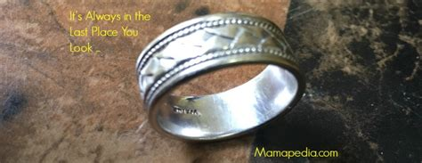 help i lost my wedding ring mamapedia voices