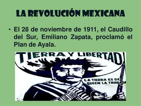 La Redistribución de la tierra en Mexico