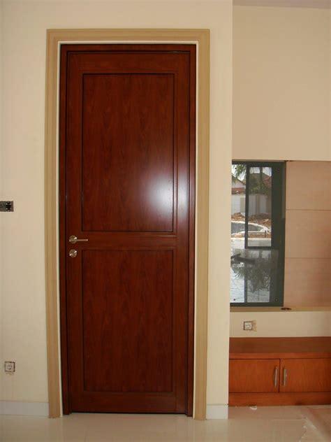 desain pintu kamar minimalis modern elegan rumah impian