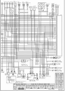 Kawasaki Ninja Service Manual  Wiring Diagram  Other Than