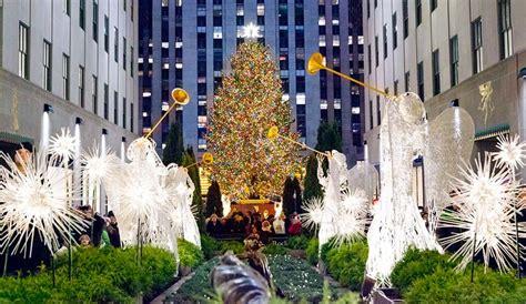 escenarios que no te puedes perder en nueva york esta navidad