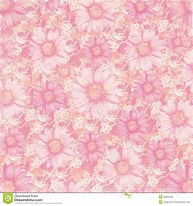 The gallery for --> Pastel Floral Vintage Background