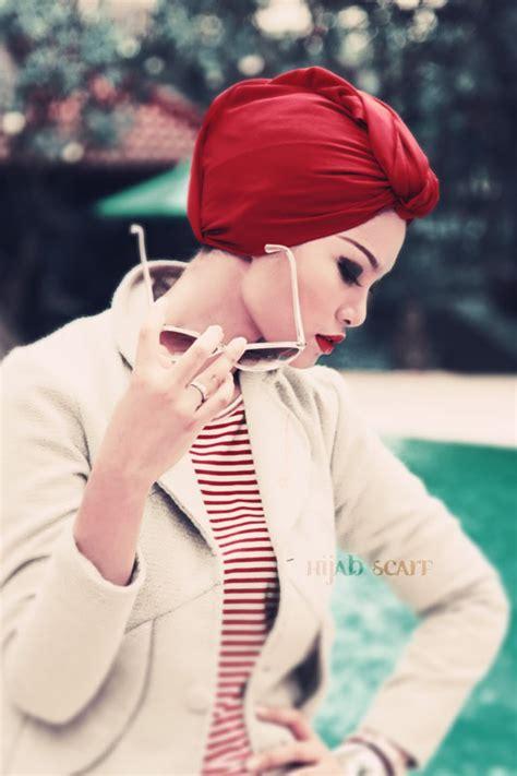 unique hijab tying styles hijabiworld