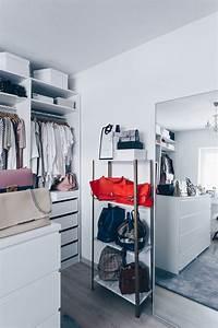 Ikea Begehbarer Kleiderschrank Planen : so habe ich mein ankleidezimmer eingerichtet und gestaltet ~ Buech-reservation.com Haus und Dekorationen