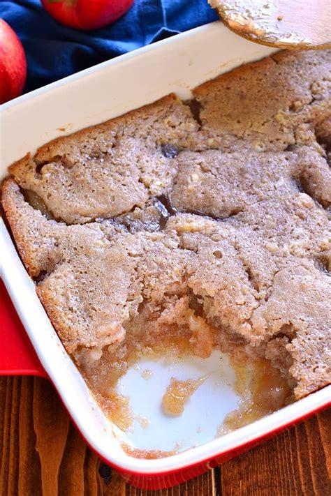 easy apple cobbler easy apple cobbler lemon tree dwelling