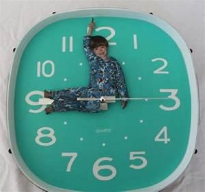 Uhr Mit Fotos : tolle idee f r ein pers nliches geschenk f r oma und opa selbstgemachte uhr mit foto vom ~ Eleganceandgraceweddings.com Haus und Dekorationen