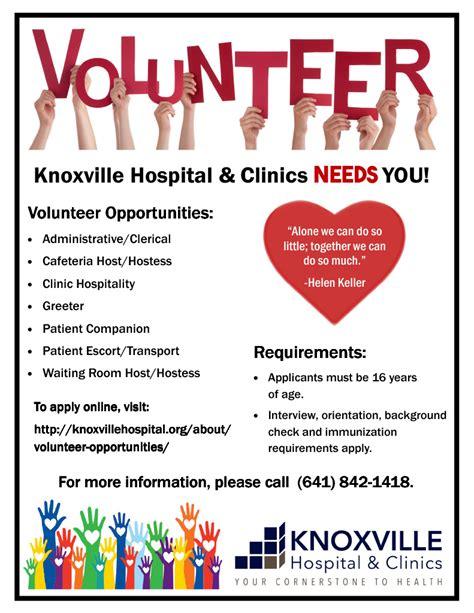 Volunteer Recruitment Flyer Template