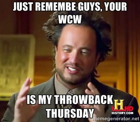 Throwback Thursday Meme - throwback thursday memes tbt
