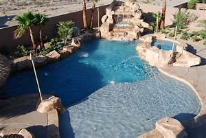 Pool Features - Las Vegas Pool Construction Company Pool