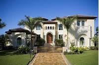 mediterranean style homes Mediterranean Style Home Designs | ArchitectureIn