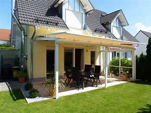 Terrassen berdachung mit sonnenschutz for Terrassenüberdachung mit sonnenschutz