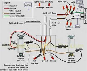 Ceiling Fan 3 Way Switch Wiring Diagram Variations