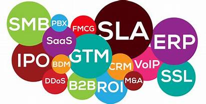 Acronym Acronyms Why Many Customers Technology Too
