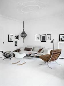 Wohnzimmer Scandi Style : skandinavische m bel im wohnzimmer inspirierende einrichtungsideen ~ Frokenaadalensverden.com Haus und Dekorationen