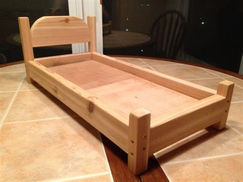 25190 diy american doll bed make an american doll bed coreyms