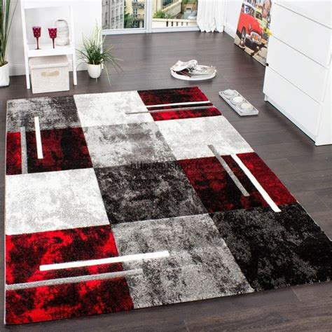 tapis salon design pas cher contemporain tendance deco