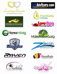 logo samples | GooRoo Media Marketing