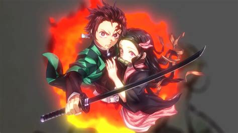 wallpaper tanjiro  uta kimetsu  yaiba youtube