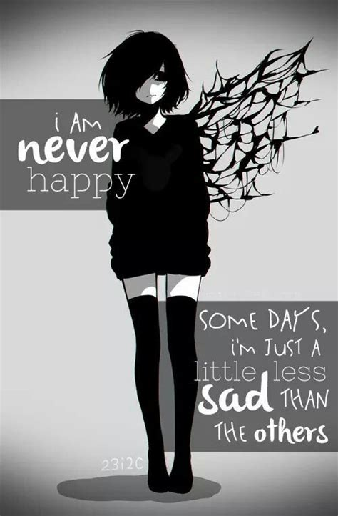 Sad Anime Wallpapers With Quotes - sad anime quotes anime is