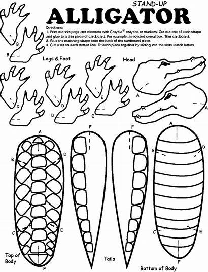 Coloring Paste Cut Pages Fun Develop Creativity