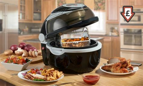 air fryer cooks professional deal groupon litre 1300w function multi delivery