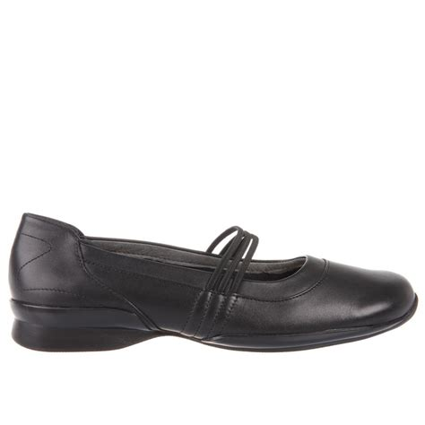 Diana Shoes by Monaco Black Black Supersoft Diana Fsw Shoes