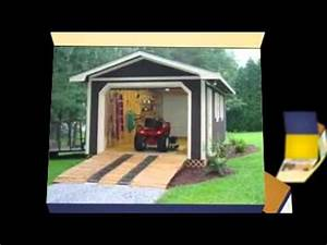 How to Build a Shed - Workshop Shed - Wood Working Plans