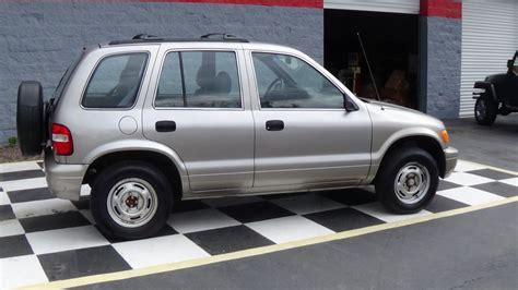 2000 Kia Sportage Parts Car