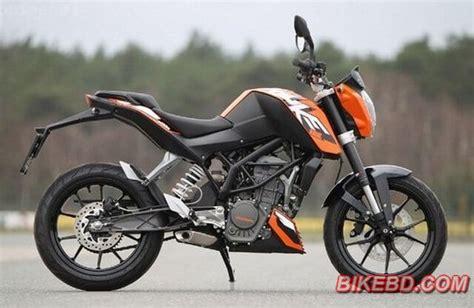 Ktm Duke 125 Price In Bangladesh