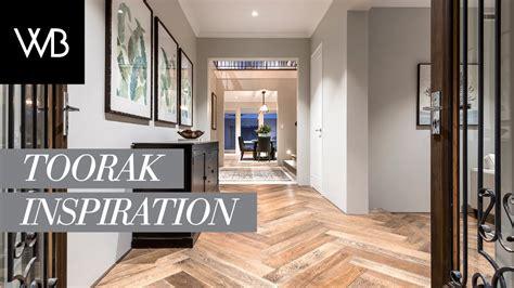 Home Design Inspiration For The Toorak Webb & Brown