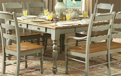 dining room table with drawers homelegance sedgefield dining table with drawers green