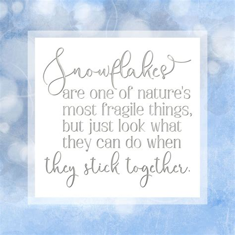 winter quotes snow quotes snowflake quotes christmas