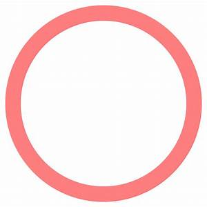 Circle clipart red - Pencil and in color circle clipart red