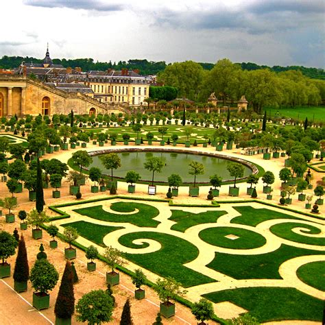 Jardins De Versailles  Ipad Retina Wallpaper For Iphone X