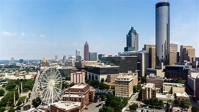 Atlanta Georgia Usa Resolution 4k Wallpapers